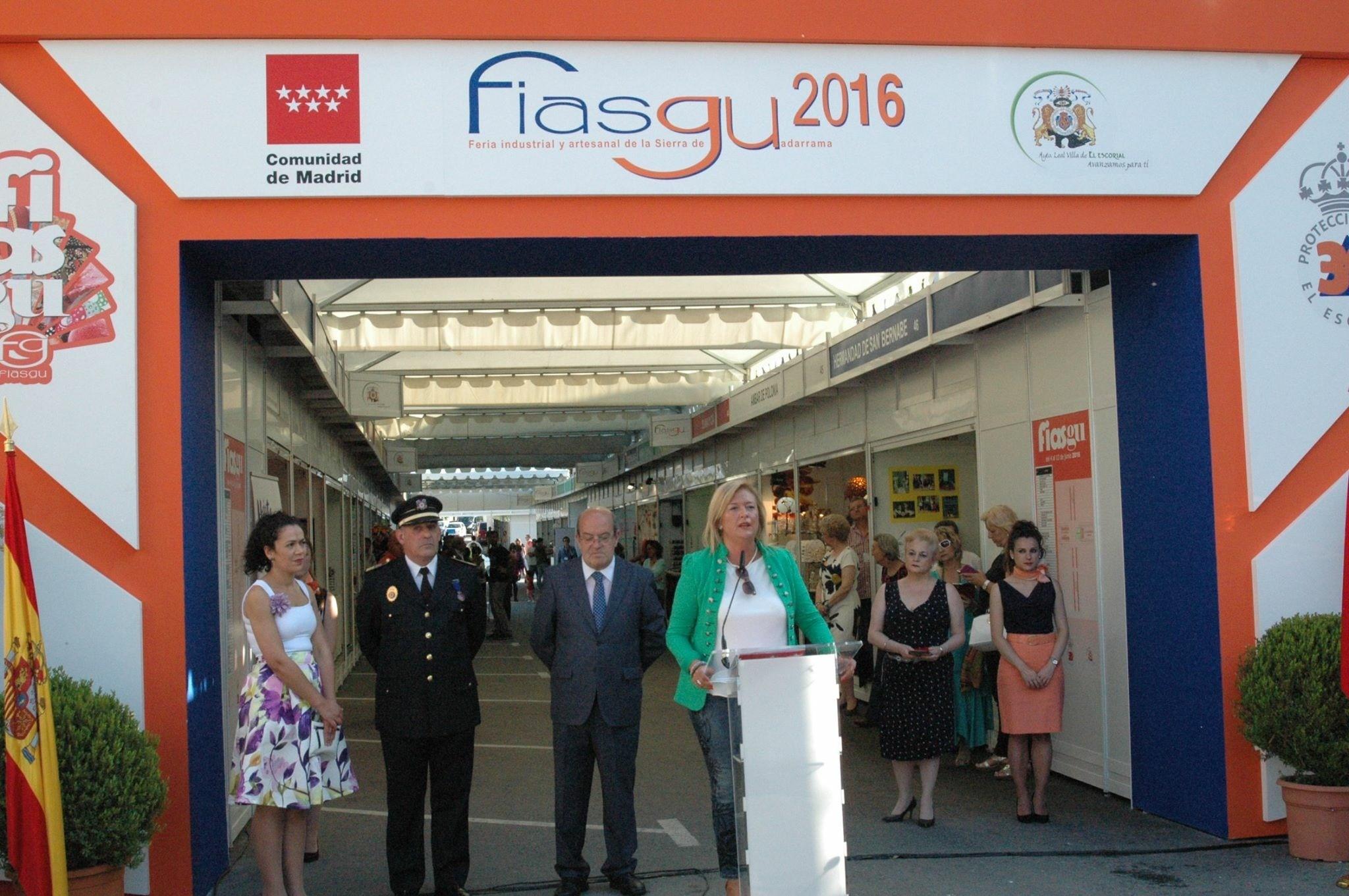 FIASGU Inauguración